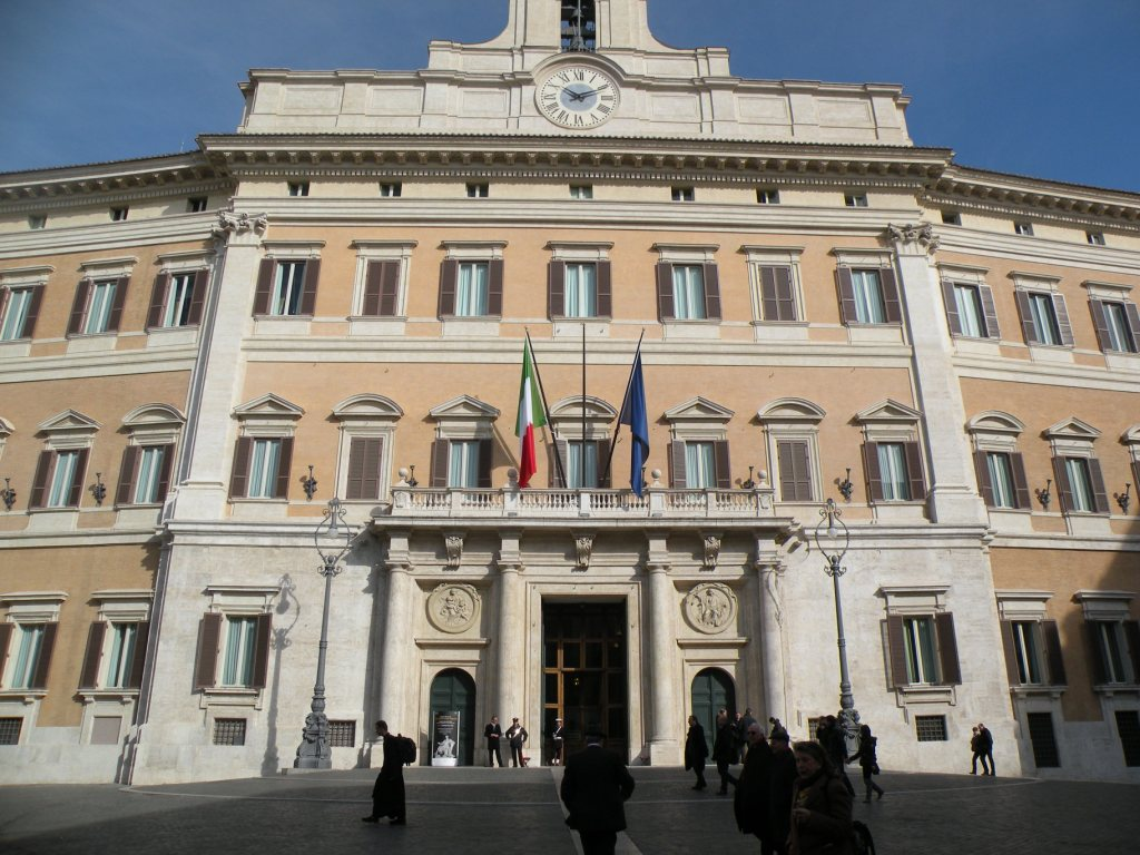 Roma sindaci a montecitorio zedda serve un pensiero for Montecitorio oggi