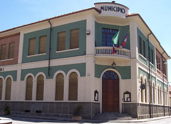 Municipio Rondissone