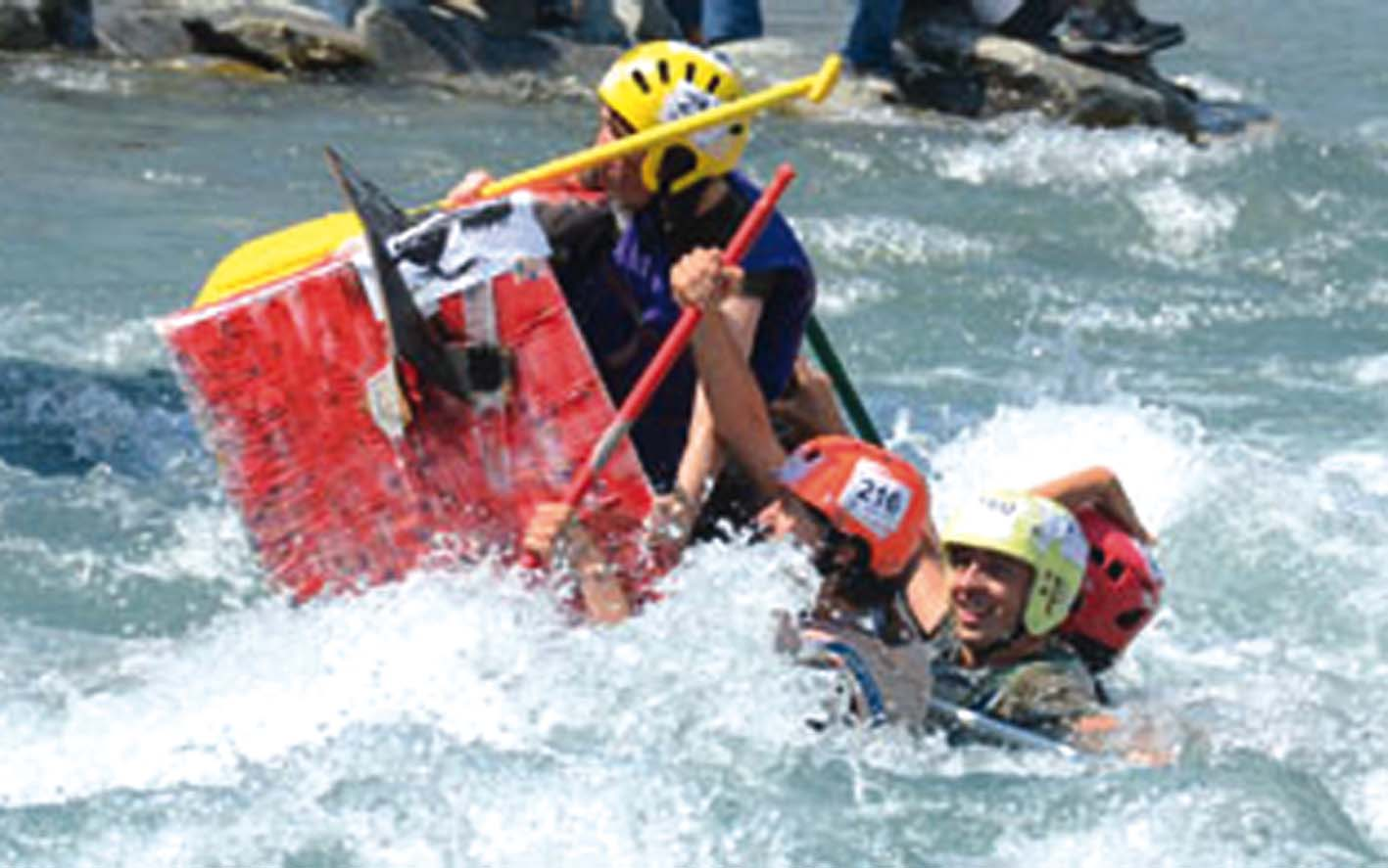 Carton Rapid Race