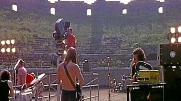 Pink Floyd, Live in Pompei