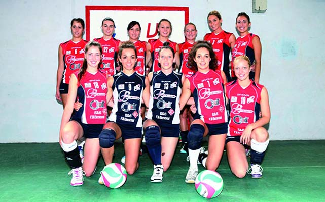 VOLLEY. L\'Asta del Mobile Caselle Volley sconfigge Cuneo