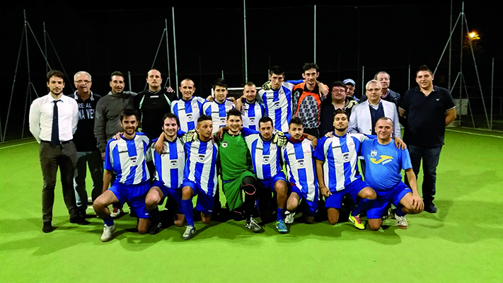 Real Canavese calcio a 5 serie D 14-15