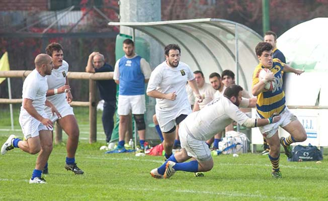VII Rugby in attacco