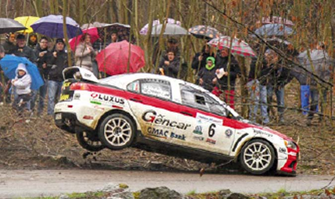Rally Ronde del Canavese 2015