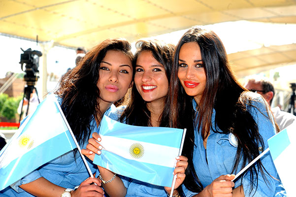 Argentina National day