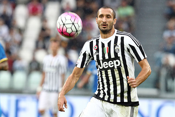 Chiellini: 'Real? Meritavamo il pari, serve sana follia. Juve, a Madrid...'
