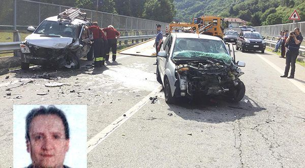 Incidente mortale a Pont Canavese