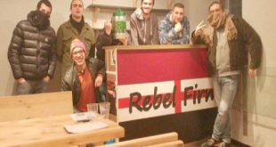 In foto I Rebel Firm