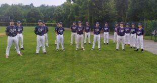 L'Under 18 del Baseball Club Settimo