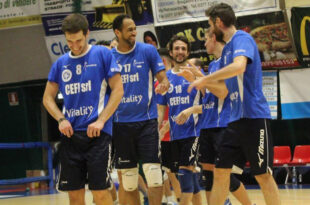 Alto Canavese Volley serie B maschile