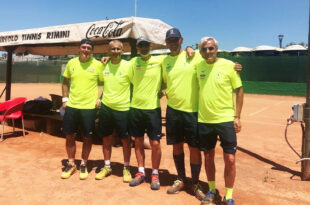 Tennis Club Tescaro Over 55 20