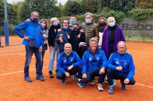 Il Tennis Club Tescaro alla Final Four Nazionale Over 55