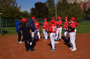 L'Under 15 dei Red Clay Castellamonte