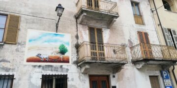 Murales Centro storico Candia Canavese