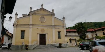 Pieve San Michele Candia Canavese